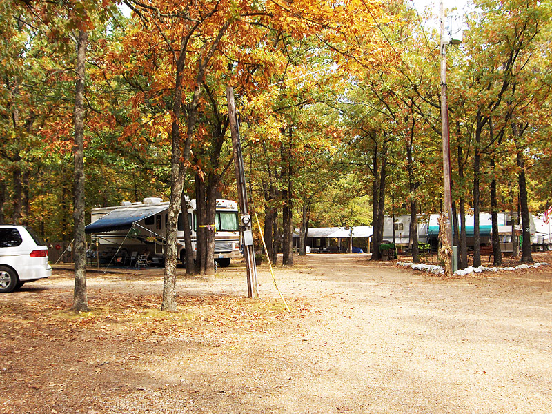 Majestic Oaks Campground Lake Ozark Missouri Rv Park